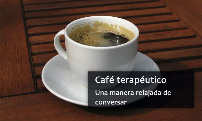 café terapéutico