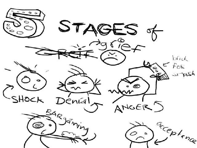 fases del dol