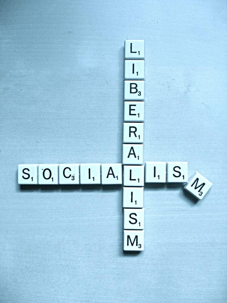 liberalismo vs socialdemocracia